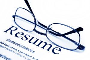 Resume Writing Basics Workshop